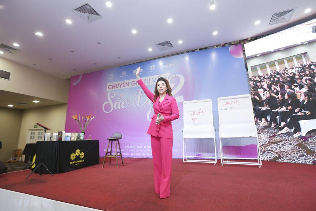Diễn giả Đào Minh Châu