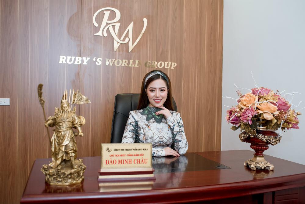 Chủ tịch, Diễn giả đào tạo kinh doanh Đào Minh Châu