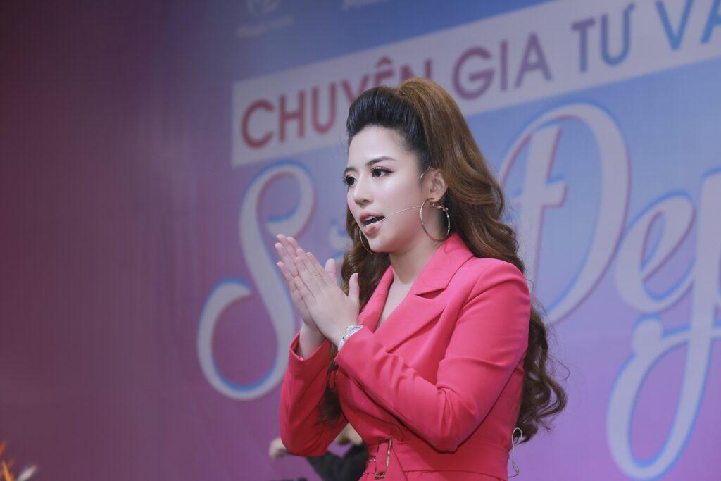 Diễn giả đào tạo kinh doanh Đào Minh Châu