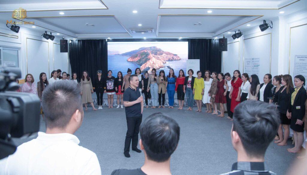Nguyễn Đình Luyện mang đến phương pháp đào tạo mới mẻ và hiện đại
