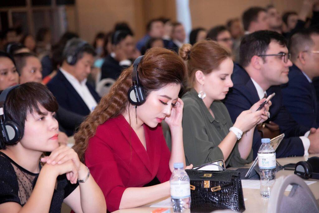 Đào Minh Châu trong diễn đàn 2019