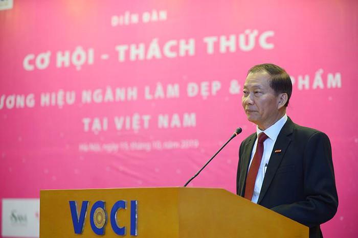 Ông Hoàng Quang Phòng phát biểu tại diễn đàn