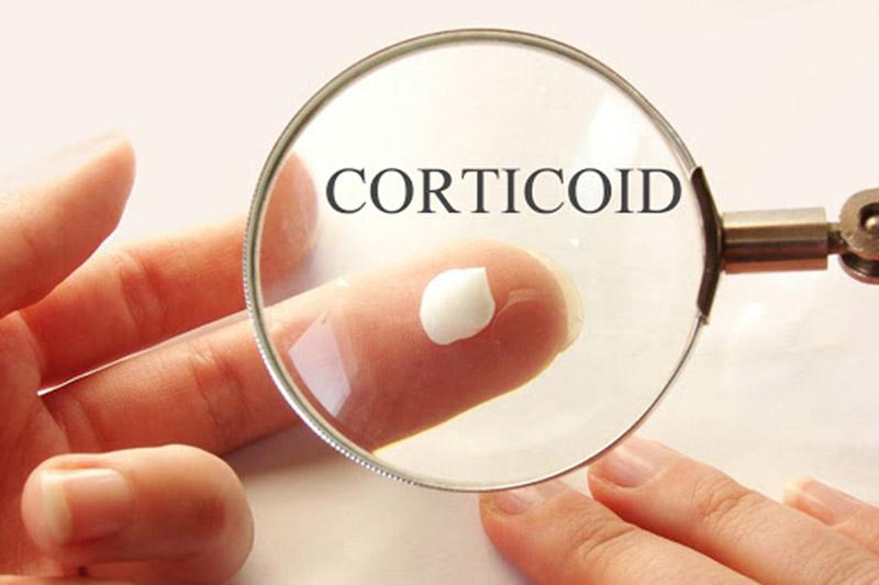 Corticosteroid làm trắng da nhanh chóng