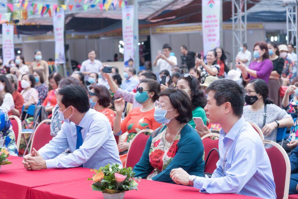 Khuôn khổ Hội chợ giới thiệu gian hàng sản phẩm Việt 2020