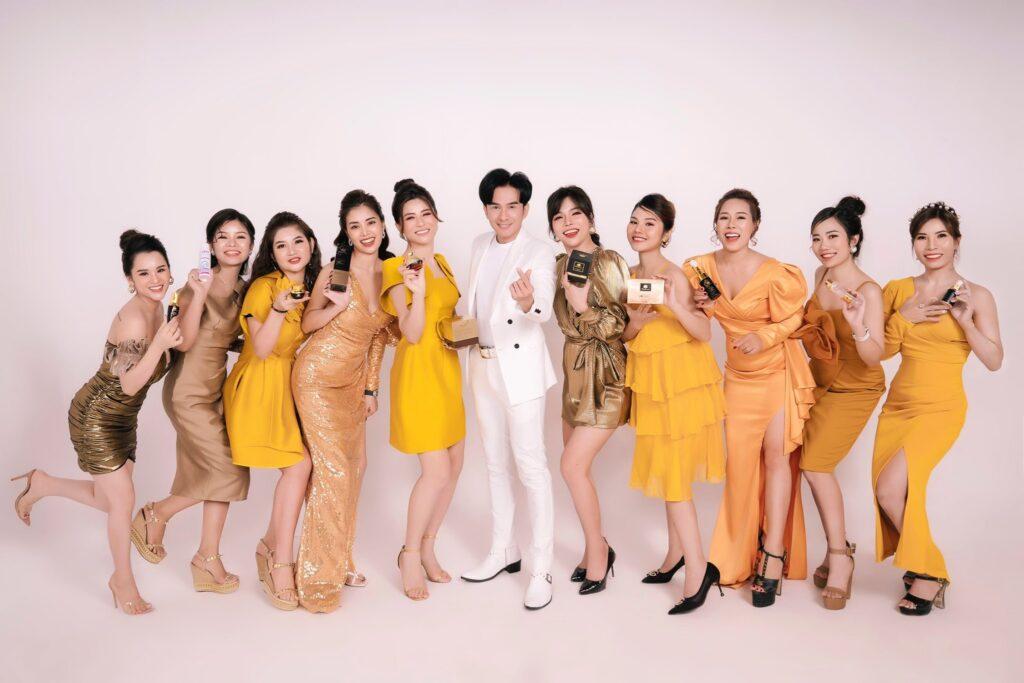 Magic Skin là thương hiệu mỹ phẩm hàng đầu Việt Nam