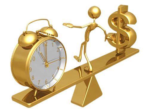 """""""Thời gian là vàng"""""""