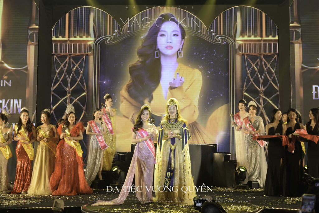Á hoàng Magic Skin 2020 - CEO Linh Bùi