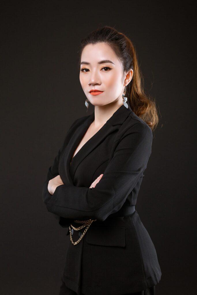 Chân dung nữ doanh nhân Nguyễn Thị Hương