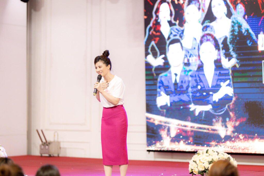 Million CEO Phương Lê tại Đào tạo thủ lĩnh 4