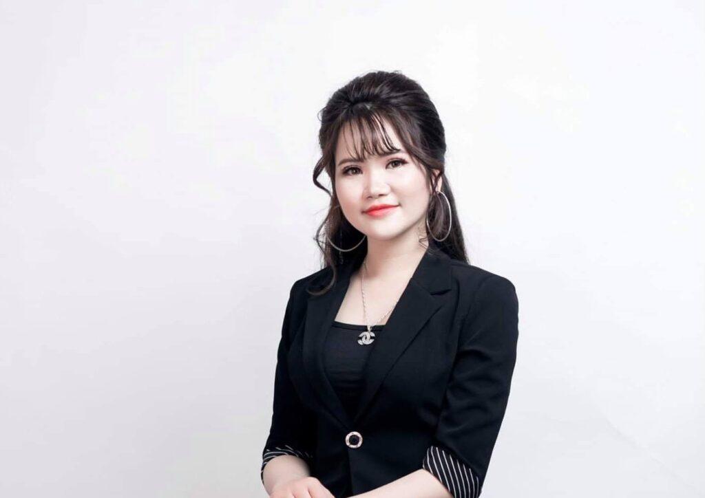 Chân dung CEO Lương Thảo