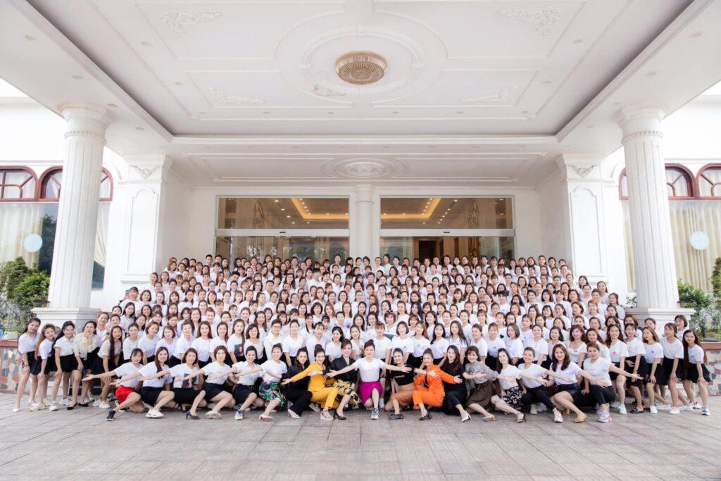 Đào tạo thủ lĩnh ngầm 4 đã chinh phục được hơn 500 học viên