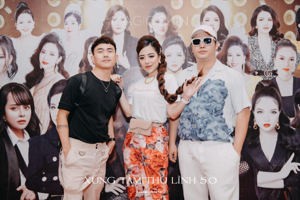 Makeup Artist - Bul Nguyễn và Thành Triệu
