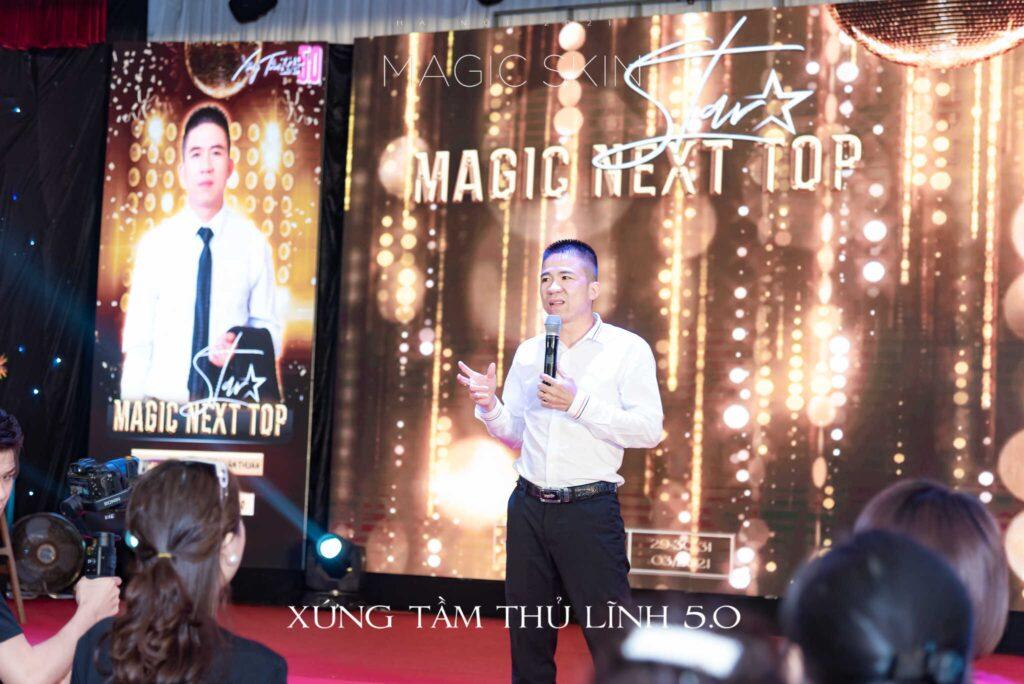 Huấn luyện viên Nguyễn Thuấn