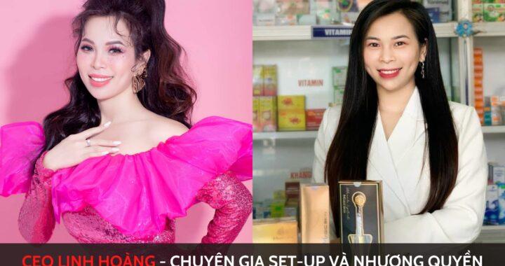 Có 10 Showrooms trong 2 tuần - Linh Hoàng trở thành chuyên gia Set-up và nhượng quyền chuỗi cửa hàng Magic Skin