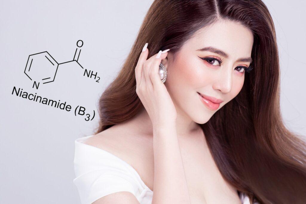 """Niacinamide - hoạt chất """"quý"""" giúp cải thiện mọi tình trạng da. Magic Skin"""